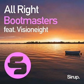 BOOTMASTERS FEAT. VISIONEIGHT - ALL RIGHT